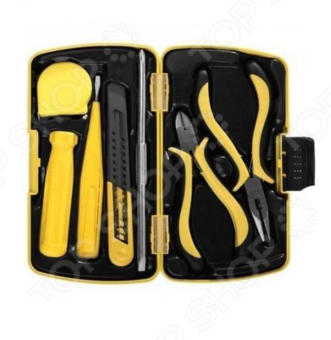 Набор инструментов Stayer Standard 22054-H7 набор ключей комбинированных stayer professional 2 271251 h7