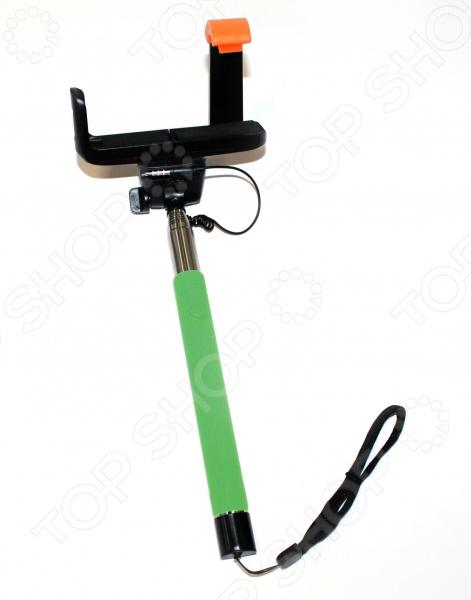 Монопод телескопический для селфи Bradex TD Монопод телескопический для селфи Bradex TD 0331 /Зеленый