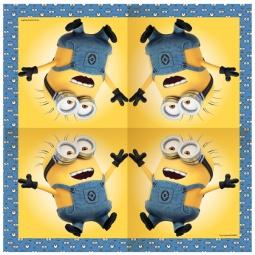 Купить Салфетки детские Росмэн 28573 Minions