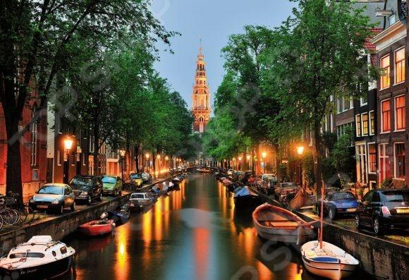 Пазл 1500 элементов Step By Step «Амстердам»