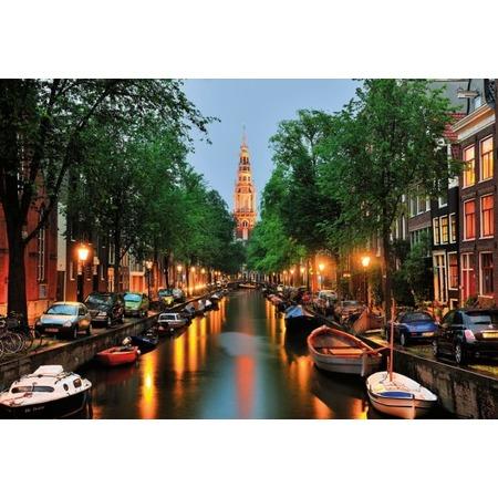 Купить Пазл 1500 элементов Step By Step «Амстердам»