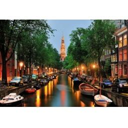 фото Пазл 1500 элементов Step By Step «Амстердам»