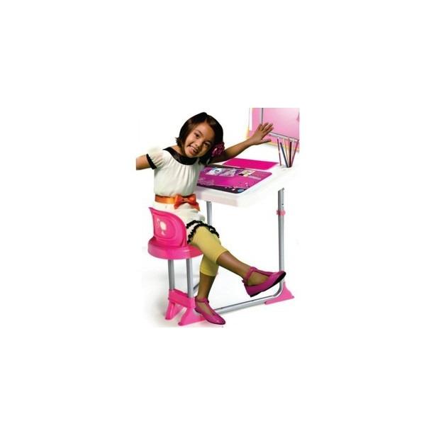 фото Парта детская Faro Barbie 8120