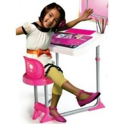 Купить Парта детская Faro Barbie 8120
