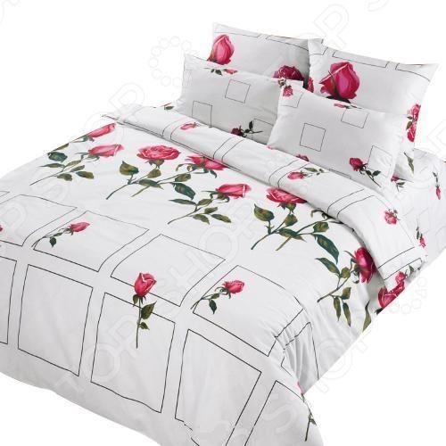 Комплект постельного белья Нежность «Арабелла». 1,5-спальный