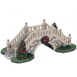 фото Настольная композиция Lemax «Мост в парке»