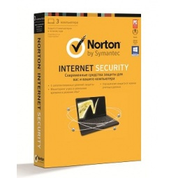 Купить Антивирусное программное обеспечение Symantec Norton Internet Security 2013 RU 1 User 3LIC Arvato MM