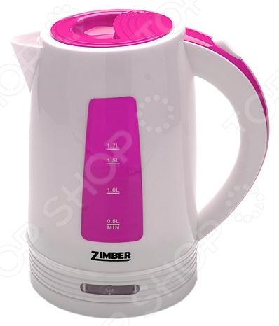 Чайник Zimber ZM-10847 чайник zimber zm 11032