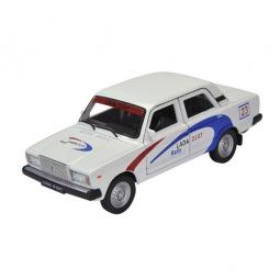 Купить Модель автомобиля 1:34-39 Welly LADA 2107. Rally. В ассортименте