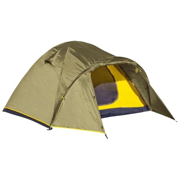 фото Палатка ALASKA «Дом 4». Цвет: оливковый