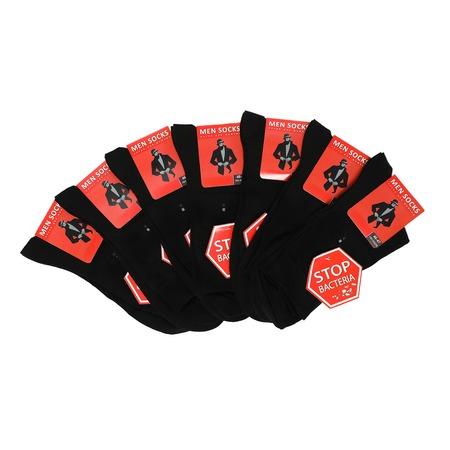 e89845d38325b Купить Комплект мужских носков MEN SOCKS «Неделька»: 7 шт. Цвет: черный
