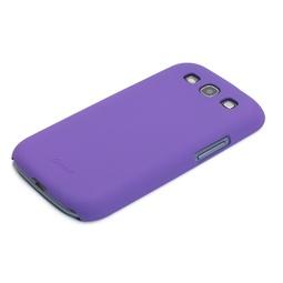 фото Чехол Muvit iGum для Samsung S3 i9300 Soft Touch. Цвет: пурпурный