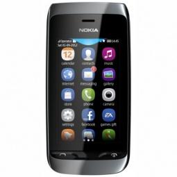 фото Мобильный телефон Nokia 308 Asha. Цвет: черный