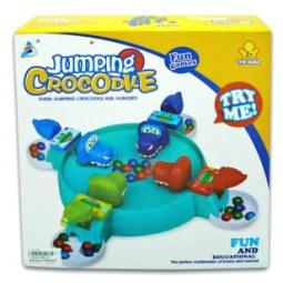 Купить Игра настольная Shantou Gepai «Зообильярд. Крокодильчики»