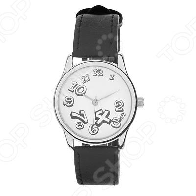 Часы наручные Mitya Veselkov «Нет времени»