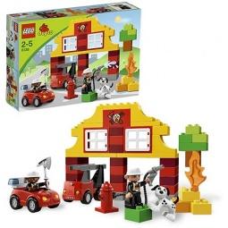 фото Конструктор LEGO Мой первый Пожарный участок