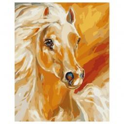 Купить Набор для росписи по холсту Росмэн «Златогривый»