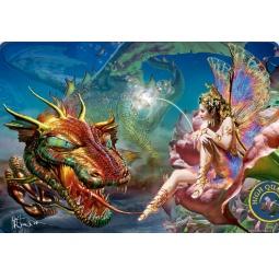 фото Пазл 1000 элементов Step Puzzle Дракон и фея. Адриан Честерман