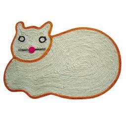 Купить Коврик-когтеточка DEZZIE «Кошка»