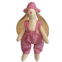 Купить Набор для изготовления текстильной игрушки Артмикс «Зайка Тимошка»