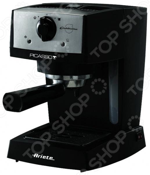 Кофеварка Ariete 1366 прибор для приготовления гамбургеров ariete 185