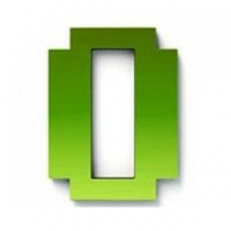 фото Дверной номерок Студия Артемия Лебедева «Дигитус» 0. Цвет: зеленый
