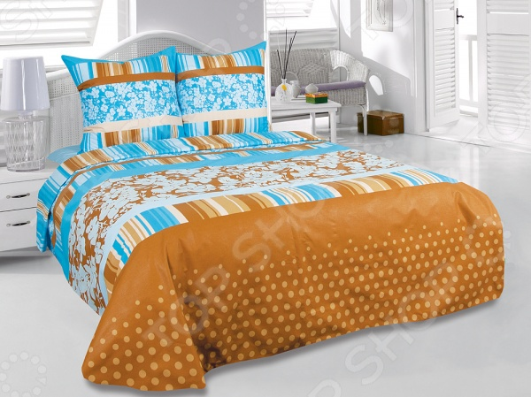 Комплект постельного белья Tete-a-Tete «Chocolate»