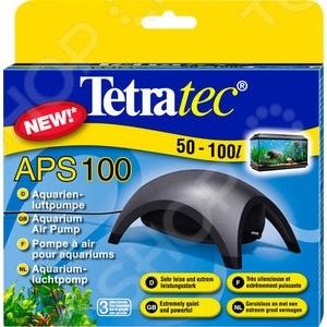 Компрессор для аквариума Tetra Tetratec APS незаменимое устройство для любого аквариума. Компрессор отличается низким уровнем шума благодаря специальным камерам, понижающим шум. Устройство имеет особый уникальный дизайн, позволяющий ему максимально органично вписаться в любой аквариум. Компрессор имеет плотные стенки и специальные резиновые опоры, которые помогают снижать вибрацию в процессе работы. Воздух в систему подается за счет мощной мембраны, которая отличается высокой прочностью и долговечностью. Компрессор оснащен воздушным краном для регулирования подачи воздуха.