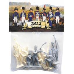 Купить Набор солдатиков Биплант Армия 1812 года
