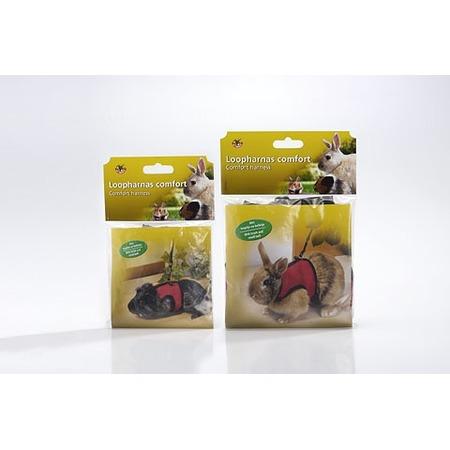 Купить Шлейка-жилетка с поводком для грызунов Beeztees Rodent