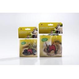 фото Шлейка-жилетка с поводком для грызунов Beeztees Rodent. Размер: L