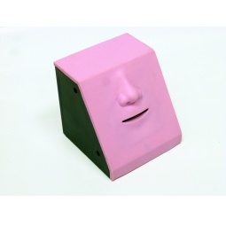 фото Копилка интерактивная Drivemotion «Обжора» нос. Цвет: розовый