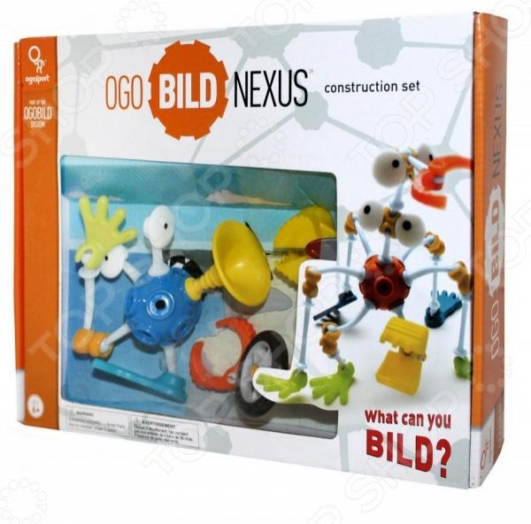 Конструктор-игрушка Ogobild «Ogobild Nexus» конструктор игрушка ogosport ogobild bits hitch