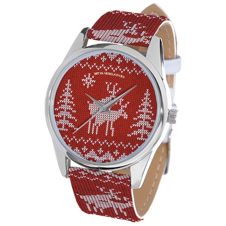 Купить Часы наручные Mitya Veselkov «Скандинавская любовь» ART