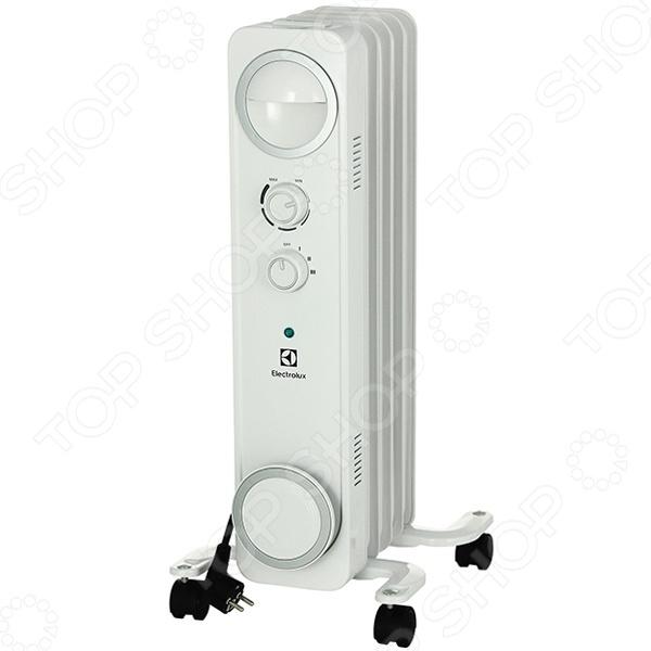 Радиатор масляный Electrolux EOH/M-6105 масляный радиатор electrolux eoh m 6105 1000 вт ручка для переноски белый