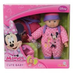 Купить Пупс с аксессуарами Simba Minnie Mouse