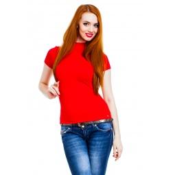 фото Водолазка Mondigo 037. Цвет: красный. Размер одежды: 46