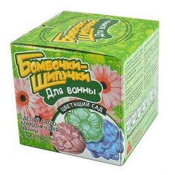 Купить Набор для создания бомбочек Инновации для детей «Цветущий сад»