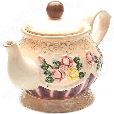 Чайник заварочный Mayer&Boch MB-22436 «Розы»