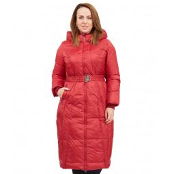 Купить Пальто D`imma «Фернанда». Цвет: брусничный