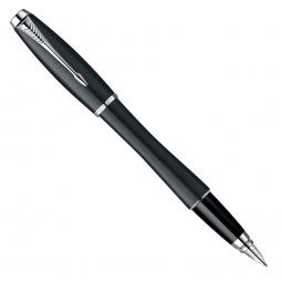 Купить Ручка перьевая Parker Urban F200 Muted Black CT