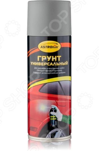 Грунтовка Астрохим ACT-613 это высококачественный алкидный грунт, который используется для подготовки к окраске металлических и деревянных поверхностей любыми видами лакокрасочных материалов, за исключением нитроцеллюлозных. Грунтовку можно использовать как для наружных, так и для внутренних работ. Преимущества Астрохим ACT-613:  обладает высокой адгезией и атмосферостойкостью;  легко наносится на труднодоступные места;  содержит комплекс антикоррозийных пигментов и добавок.