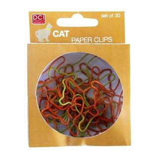 Купить Скрепки фигурные DCI «Офисные котята»