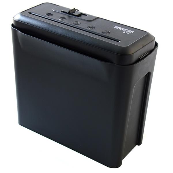 Шредер Office Kit S20 современное и очень полезное устройство для уничтожения документов и разного вида бумаг повышенной секретности, оснащенное сенсорным управлением для более удобной настройки и работы. Подойдет для использования в небольших и средних офисных помещениях. Емкость самой корзины для бумаги составляет 10 л. Отличное устройство для оснащения современного офиса, понадобится в кабинете секретарей и руководителей.