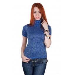 фото Водолазка Mondigo 9411. Цвет: синий. Размер одежды: 44