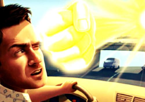 козырек от солнца в машину