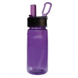 фото Бутылка для воды IRIS Barcelona I8203. Цвет: лиловый