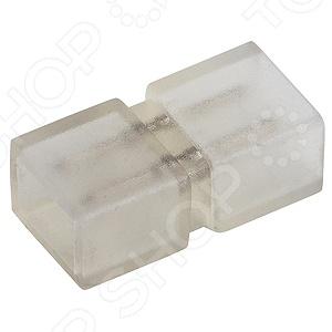 Коннектор для светодиодной ленты Эра LS-connector-220-3528 elektrostandard аксессуары для светодиодной ленты elektrostandard led 1a коннектор для одноцветной светодиодной ленты 3528 жесткий 4690389087592