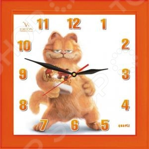 Часы настенные Вега П 3-11-7