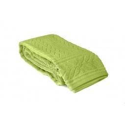 фото Полотенце Tete-a-Tete махровое Т-МП-7161. Размер: 90х150 см. Цвет: зеленый